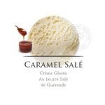 Glace Caramel Salé Antolin